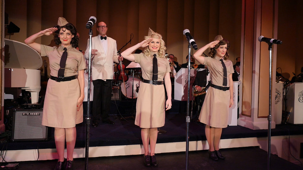 America's Best Andrews Sisters Trio