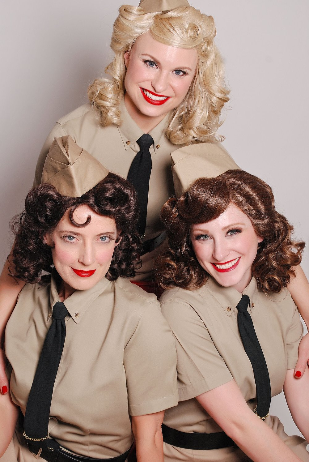 Best Andrews Sisters Trio in California