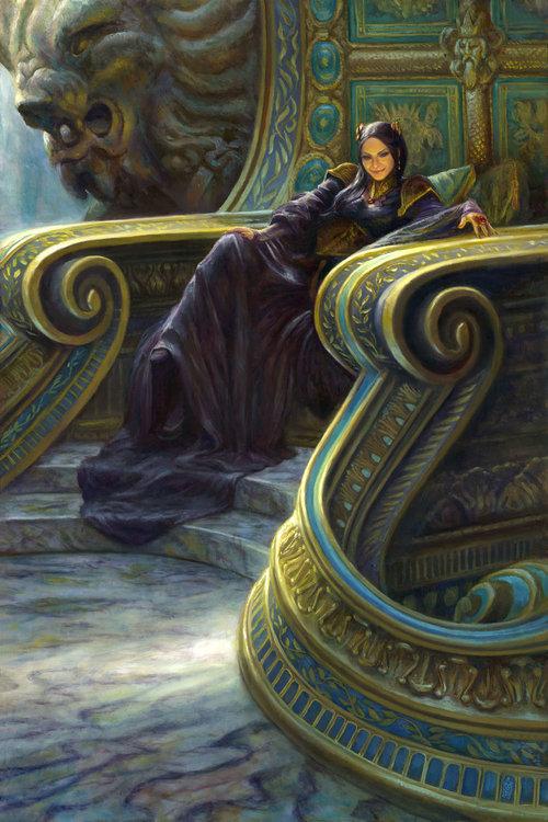 Magic: The Gathering — The Art of Matthew Stewart
