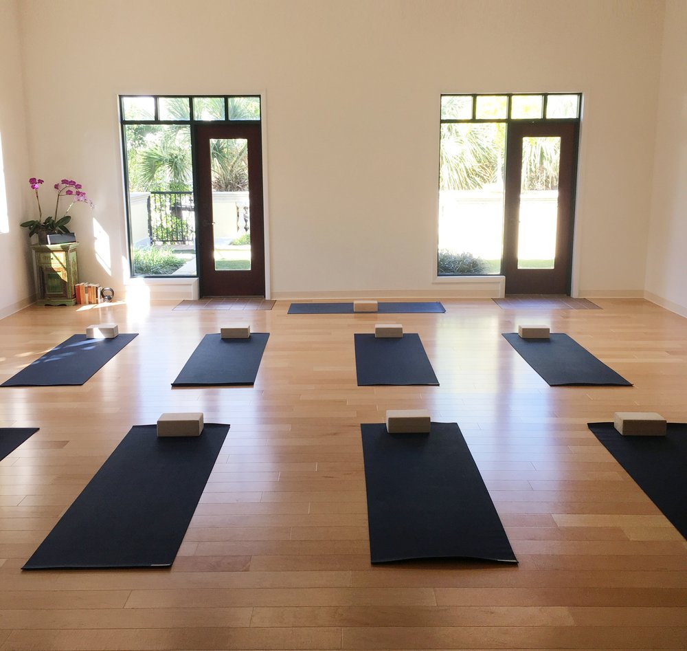 palm beach yoga shala