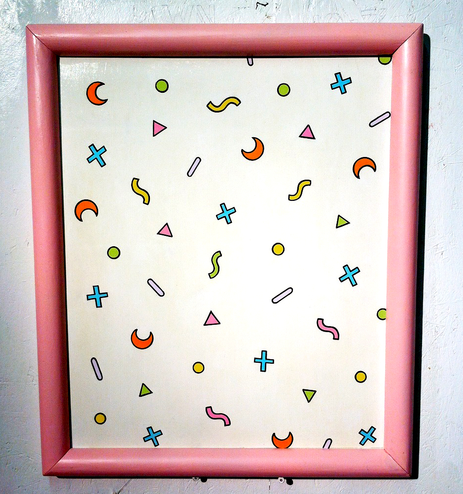 Falling Candies In Repeating Patterns and Colours