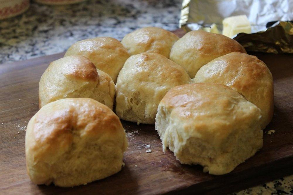 dinner roll recipe
