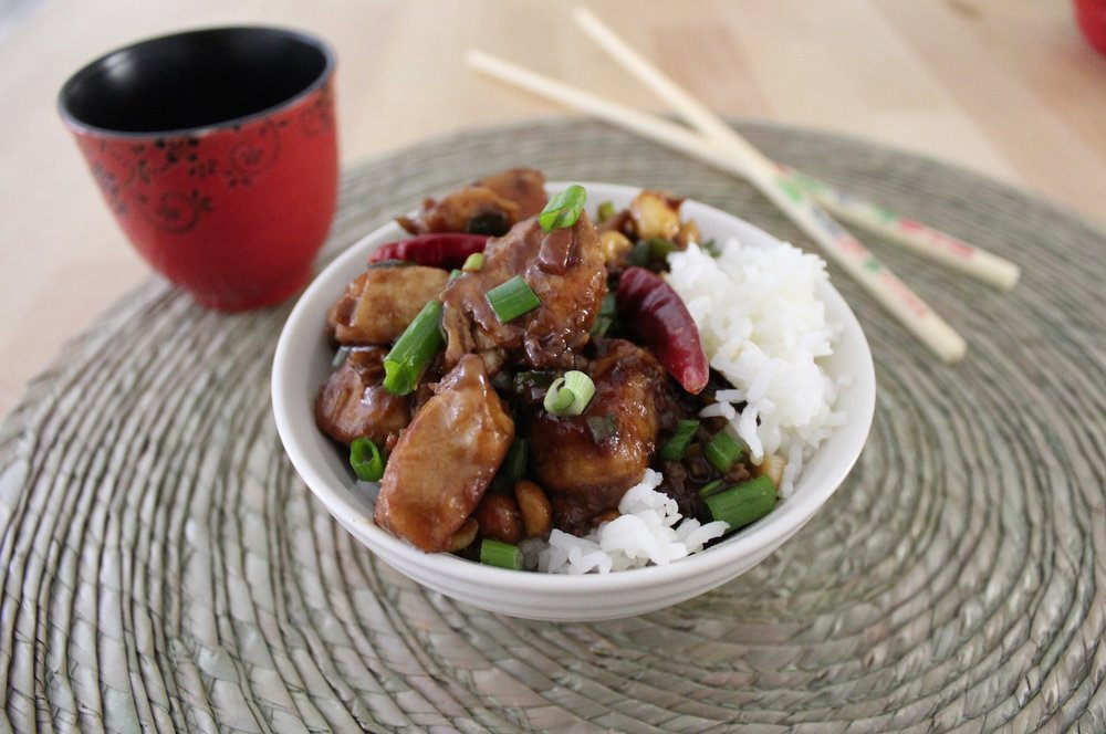Kung Pao Chicken Recipe