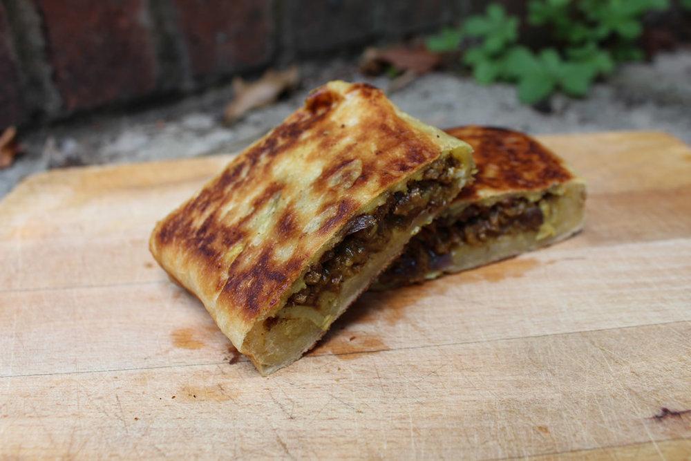 Malaysian Murtabak recipe