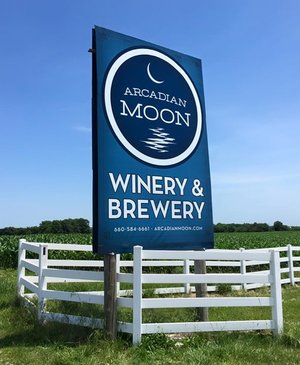 "- ""As a growing winery, and owner/operator it is hard to develop the relationships it is needed to find the perfect retailer for our brand.  Events like this give me an opportunity to leverage my time more effectively and open the door to more possibilities.""Brandon Fahrmeier - Manager Arcadian Moon"