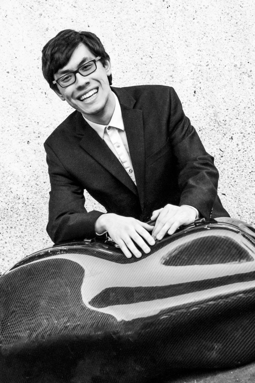 Zlatomir Fung, Cellist