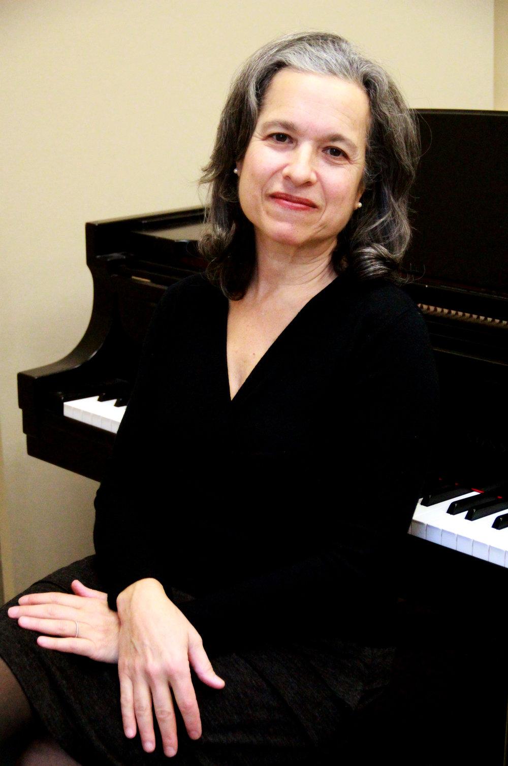 Diane Braun, Piano