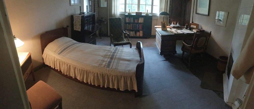 西貝流士的臥室