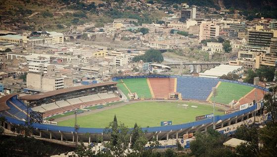 "National Stadium ""Tiburcio Carias"""
