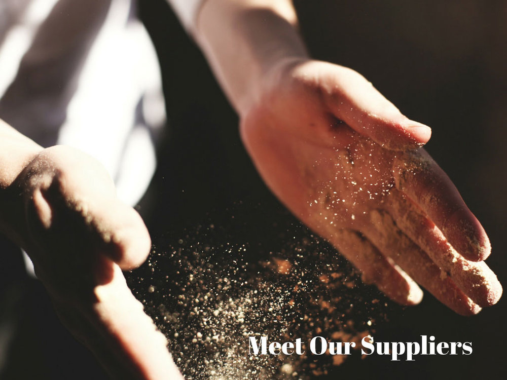 Meet  the locals who make all the products we sell
