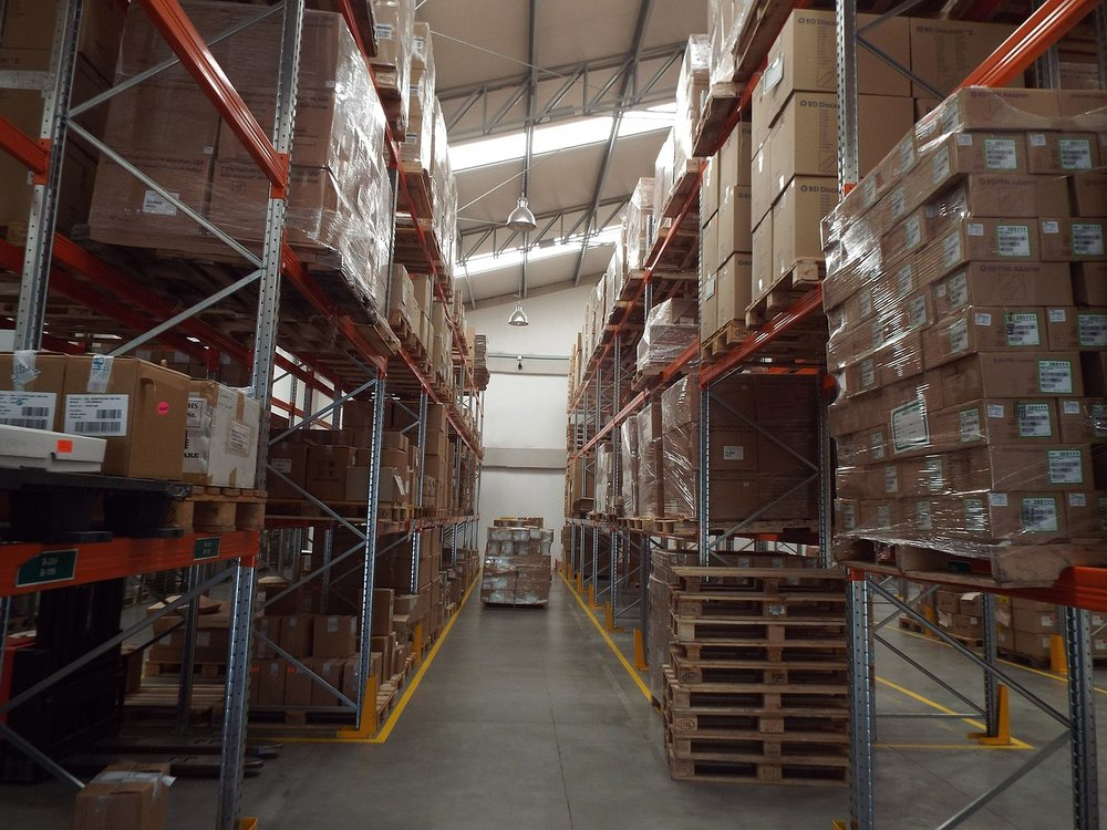 Moving your retail warehouse