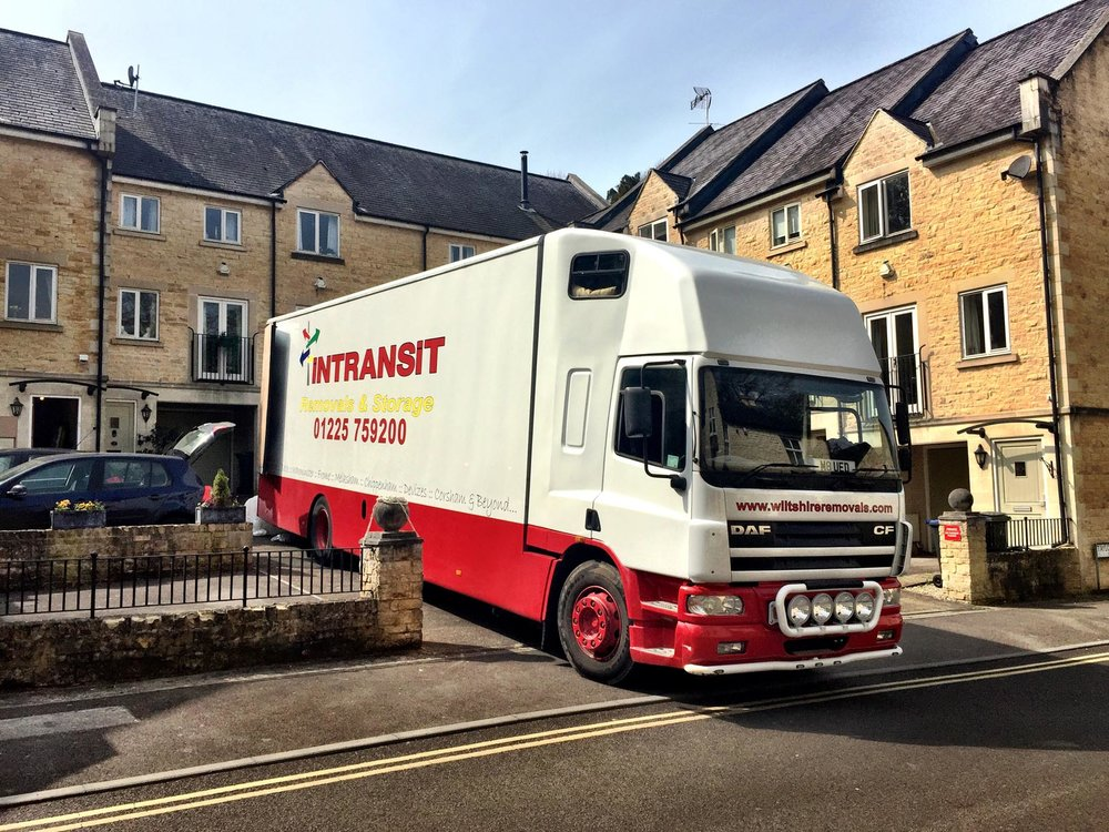 Removals In Bradford On Avon