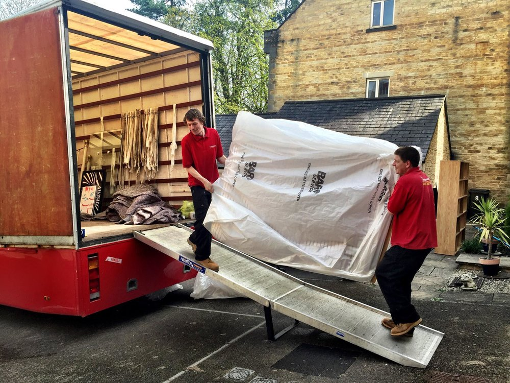 Removals in Calne