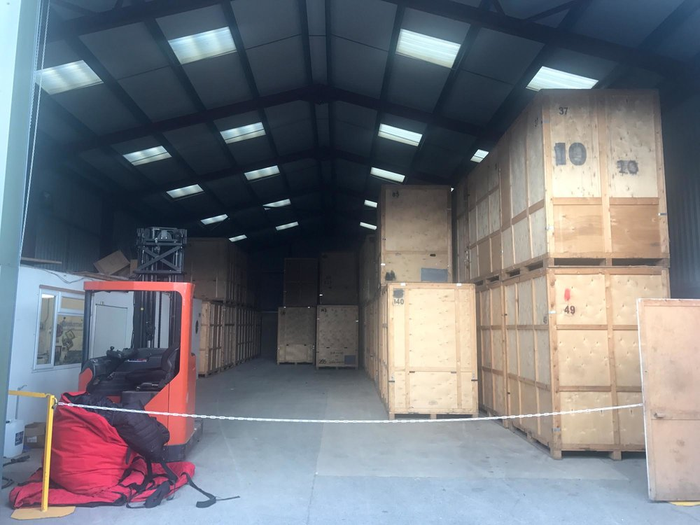 storage facilities Somerset and Wiltshire