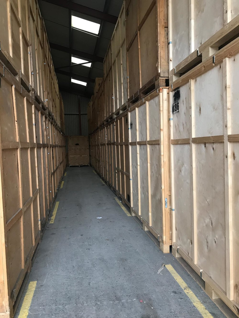 storage trowbridge