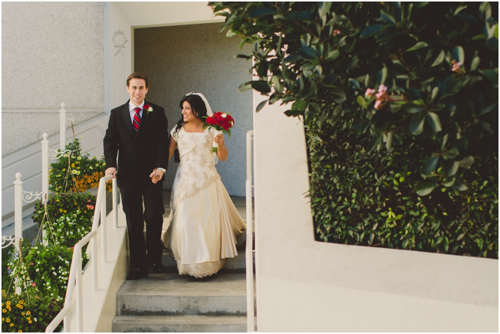 Los Angeles Artistic Wedding Photographer