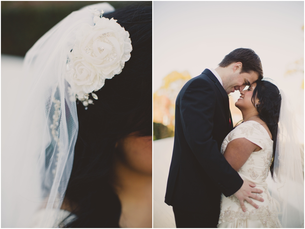 Los Angeles Artistic Wedding Photography