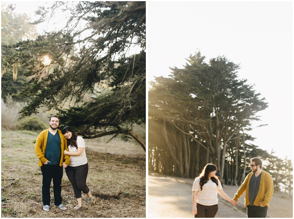 San Francisco Destination Wedding Photographer // Sidney Morgan