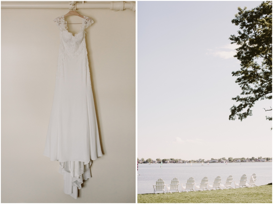 Inn at Longshore Wedding • Sidney Morgan