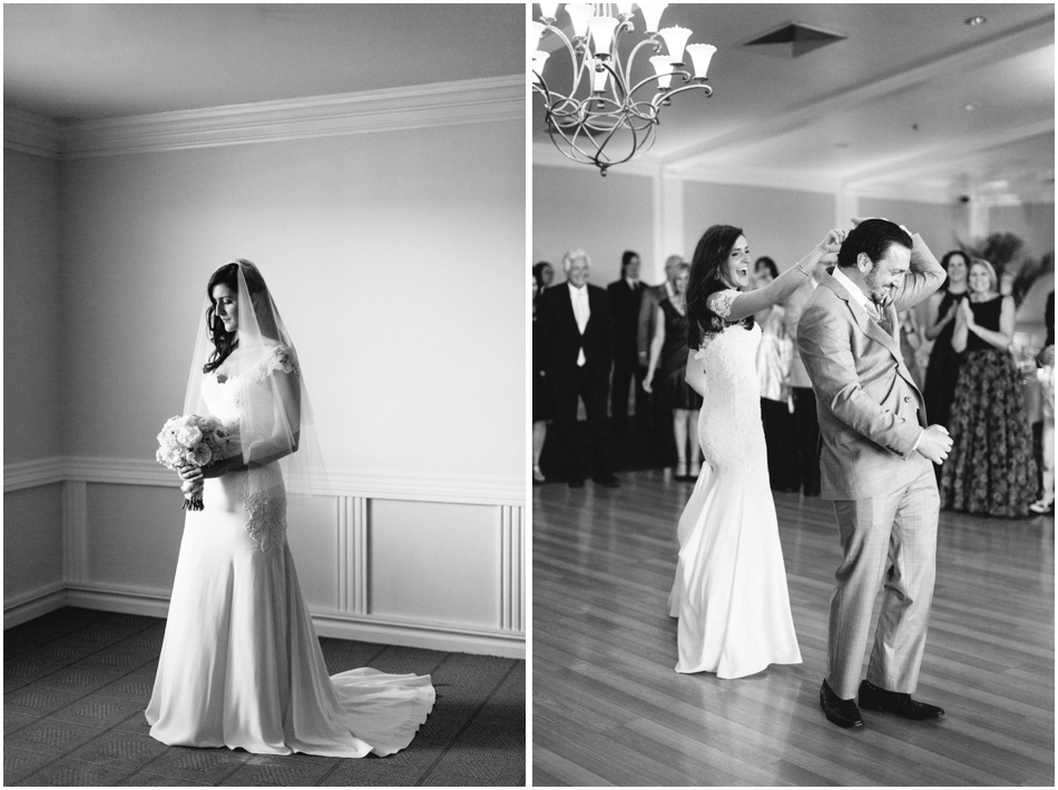 Inn at Longshore Connecticut Wedding • Sidney Morgan