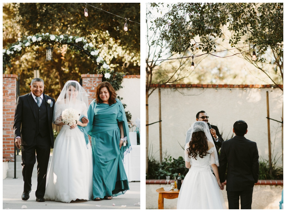 Sidney Morgan • Los Angeles Wedding