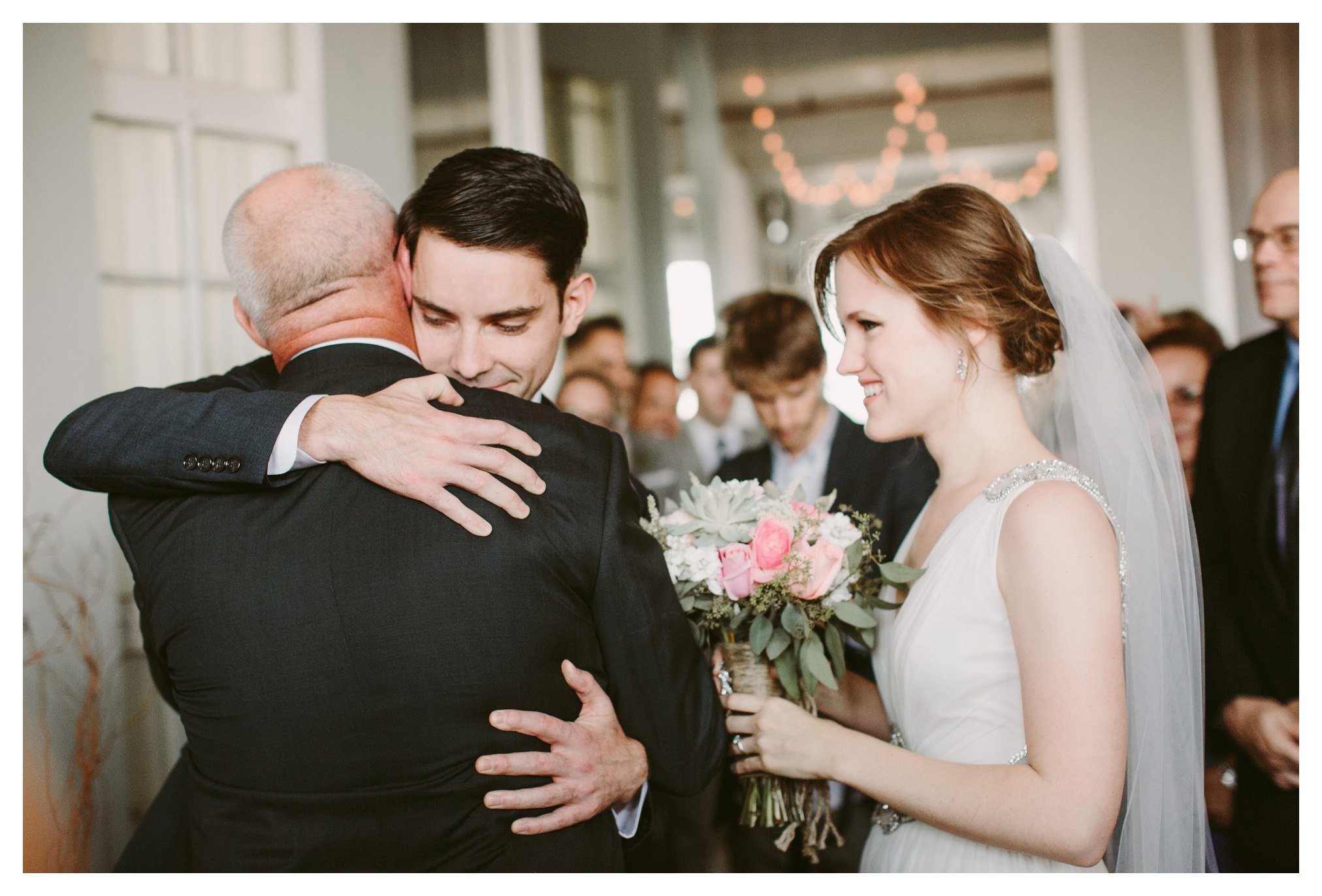 Metropolitan Building Wedding • Sidney Morgan