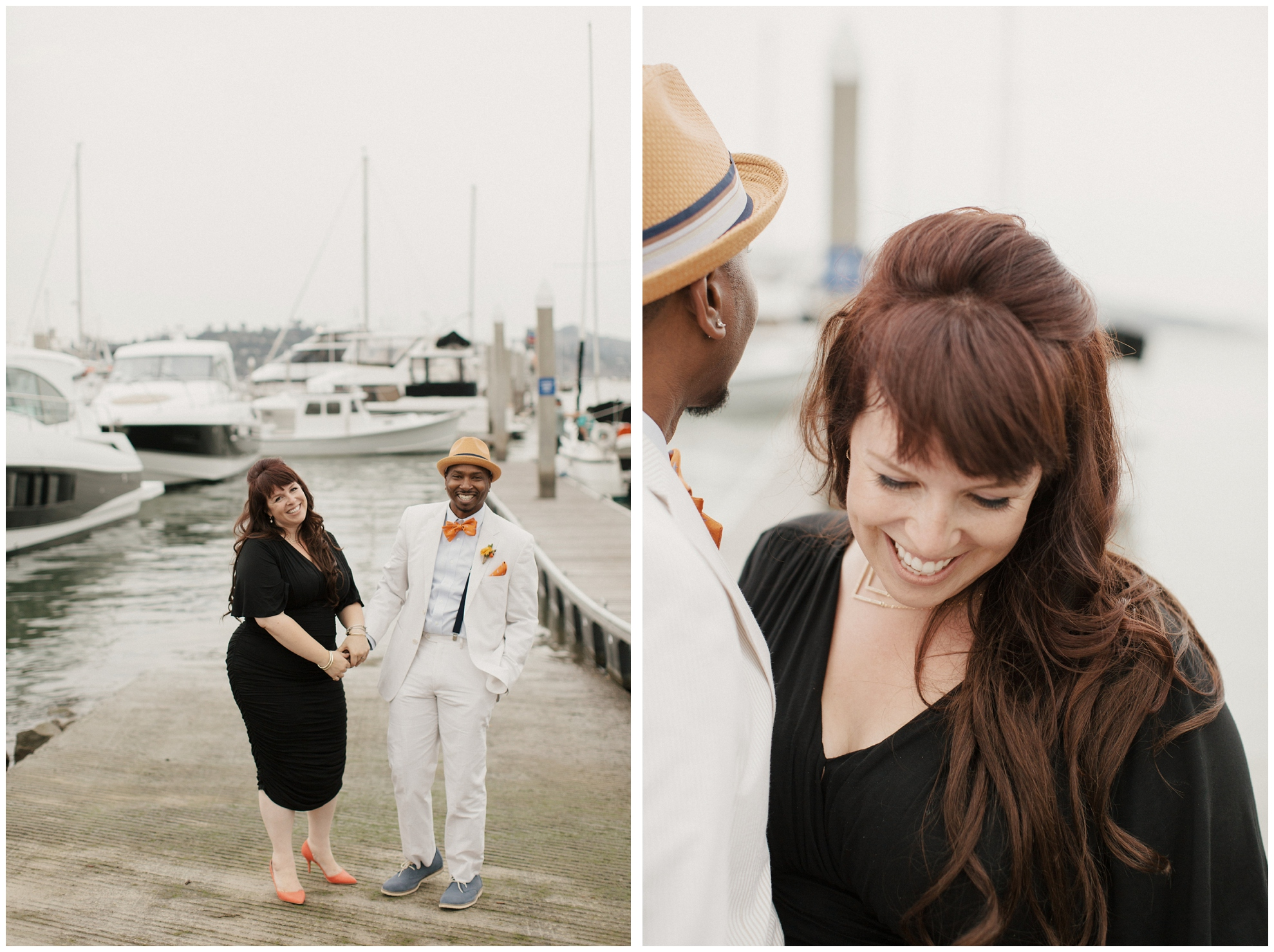 Sidney Morgan • Sausalito Boat Wedding_0158