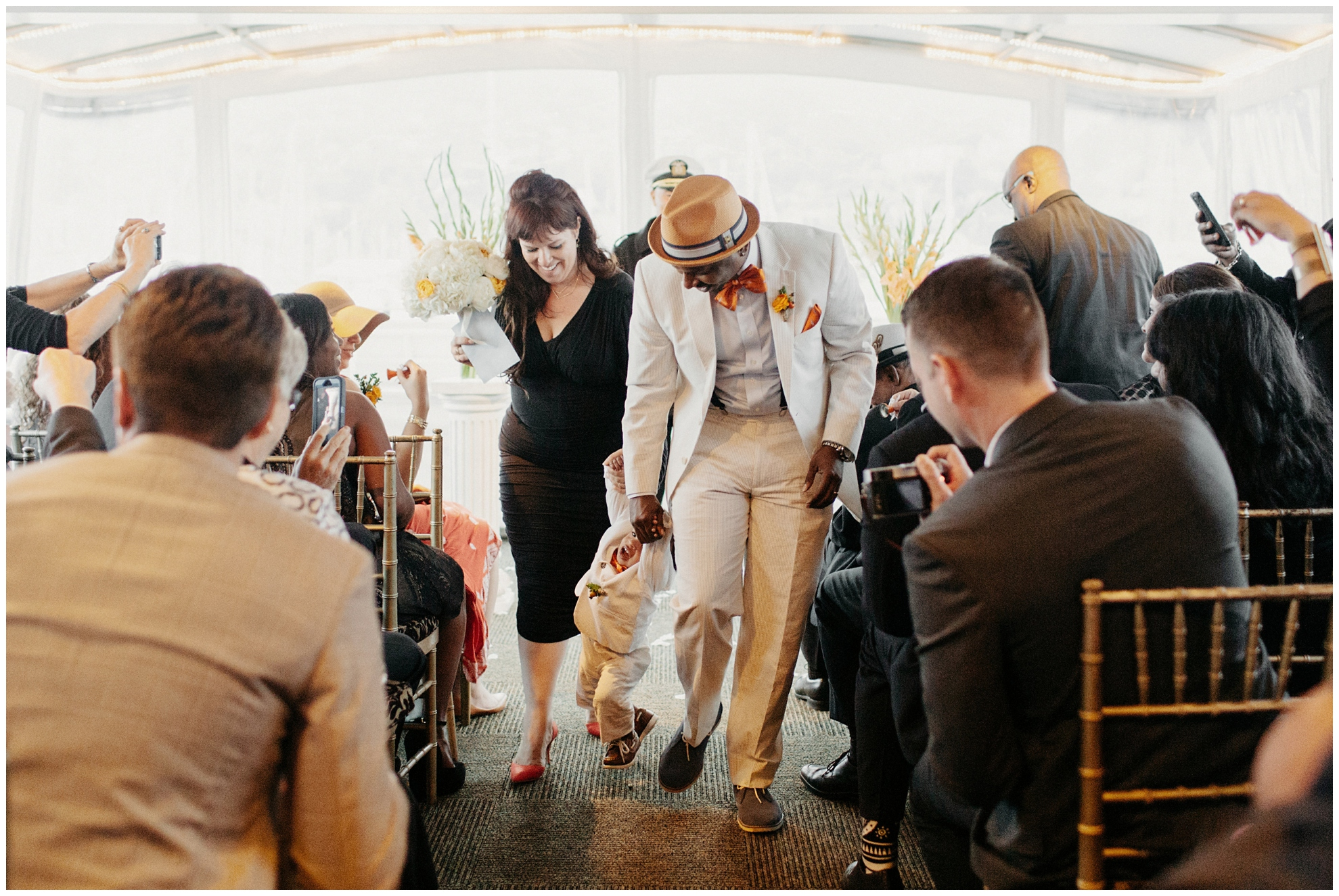 Sidney Morgan • Sausalito Boat Wedding_0163