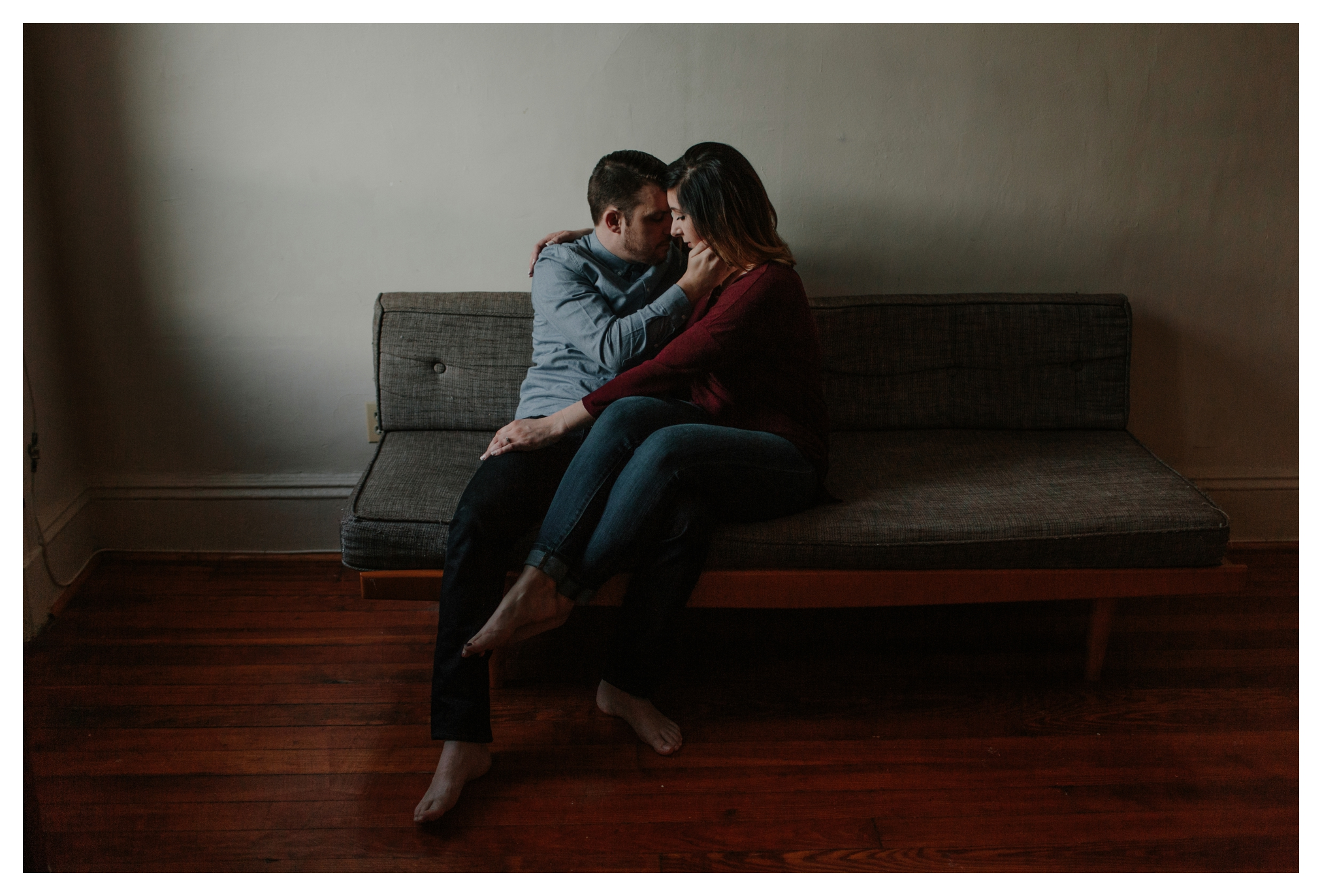 Intimate Brooklyn Lifestyle Portraits • Sidney Morgan