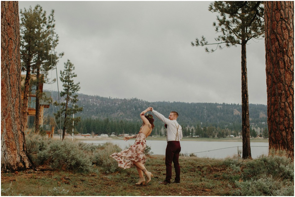 Big Bear Wedding • Sidney Morgan_0671