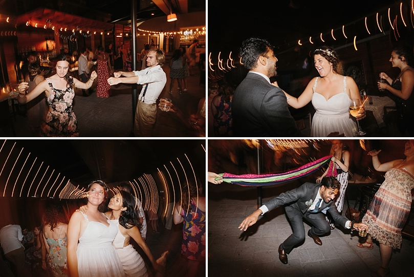 Community House Rockaway Wedding