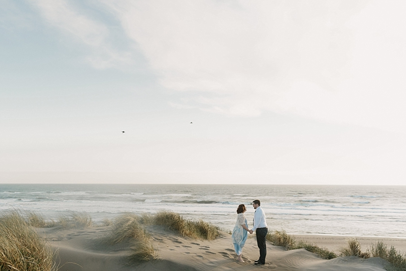 Ocean Beach San Francisco Engagement Session