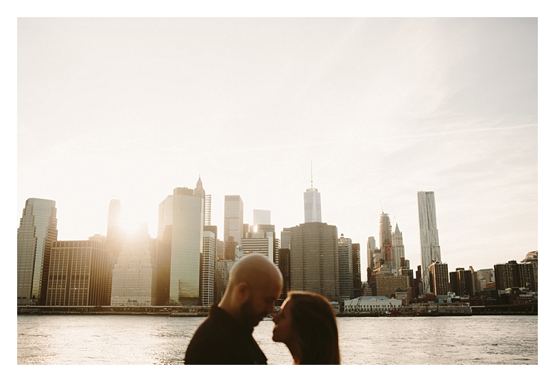 brooklyn engagement photographer // Sidney Morgan