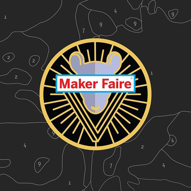 We are hosting a hands-on paint-by-numbers demonstration at Mini Maker Fair DTLA (link in bio for more info). . . #sipausr #socialrecreation #minimakerfaire #paintbynumbers