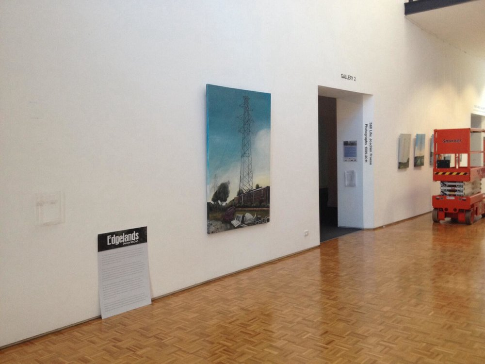 """Through the Edgelands"" Toowoomba Regional Gallery"