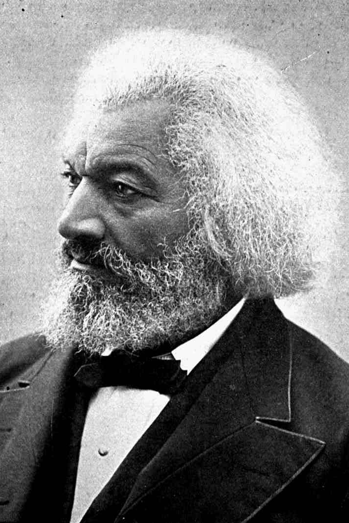 The man who is right is a majority. We, who have God and conscience on our side, have a majority against the universe.— Frederick Douglass