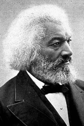 The man who is right is a majority. We, who have God and conscience on our side, have a majority against the universe.                 Frederick Douglass