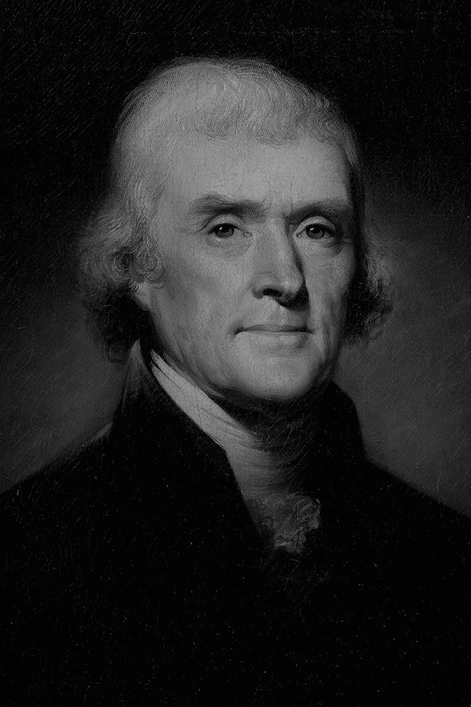 Thomas Jefferson (1743-1826) -