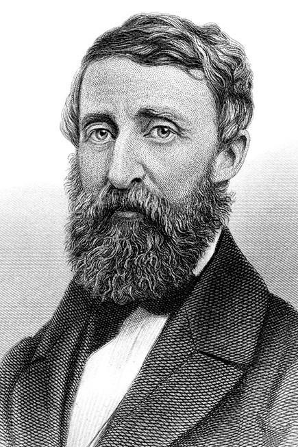 Henry David Thoreau (1817-1862) -
