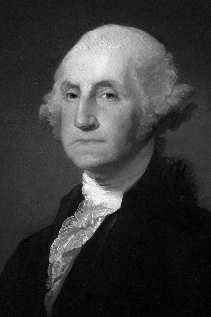 George Washington(1732-1799) -