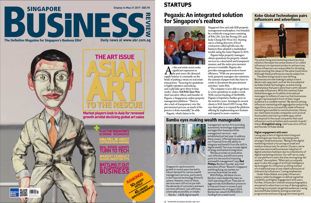 Credit: Singapore Business Review