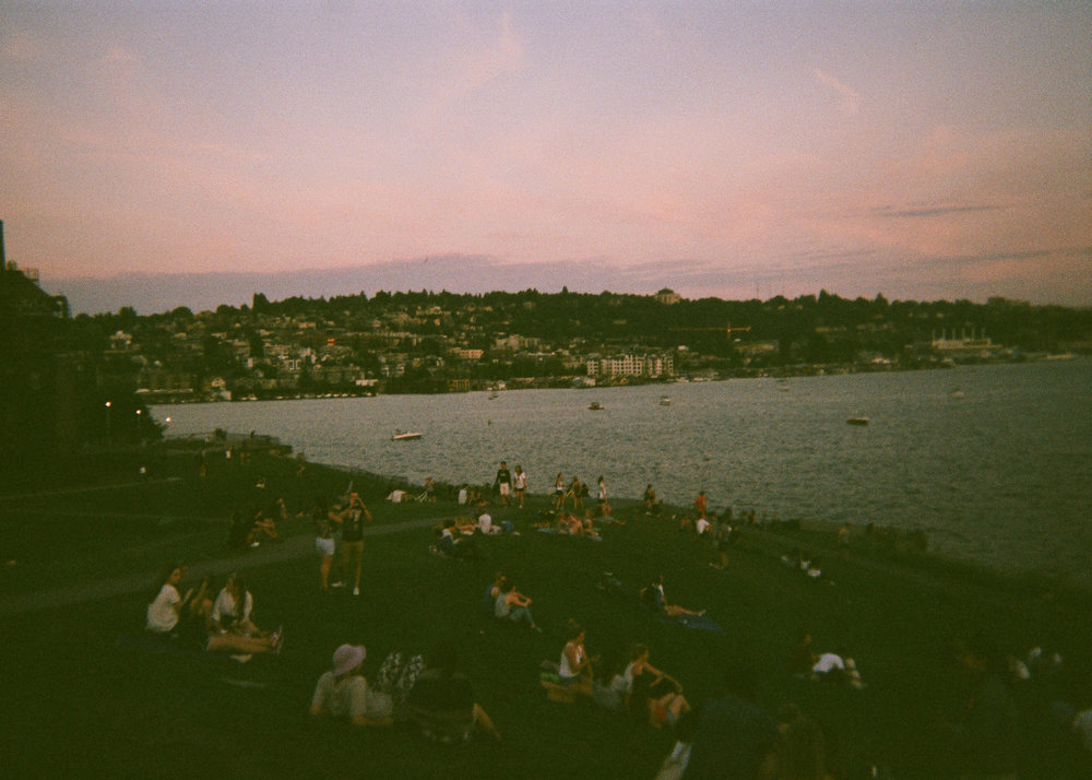 Gas Works Park - Seattle, WA