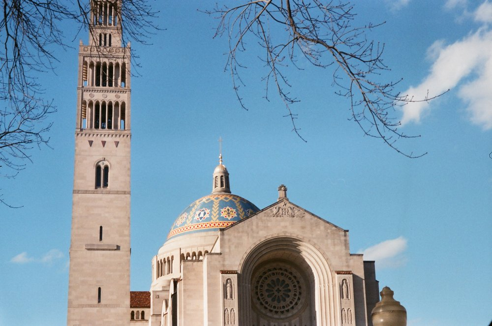 Basilica of the National Shrine of the Immaculate Conception - Washington, D.C.