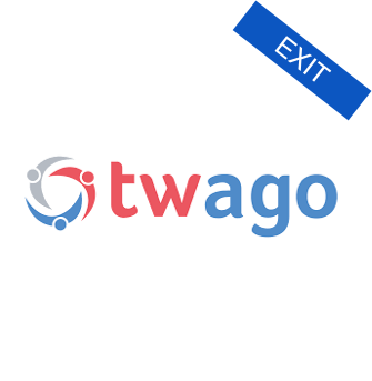 Sold to Randstad twago is the largest pan-European marketplace for online-based work.