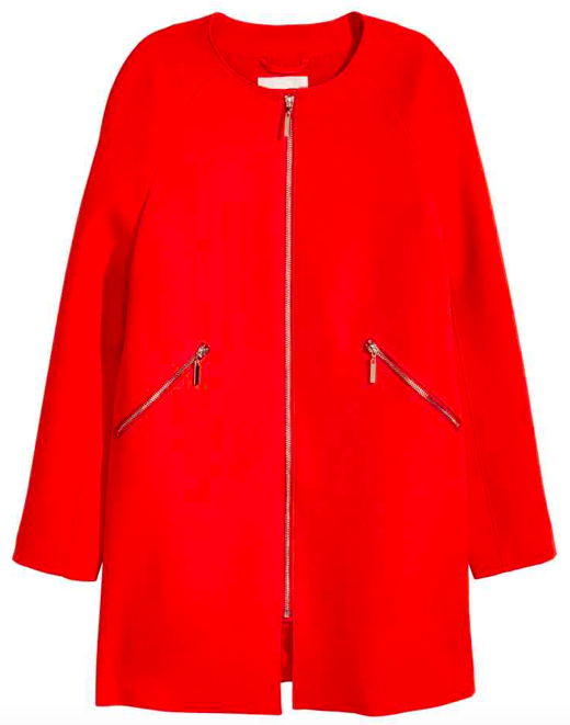 H&M Short coat £39.99