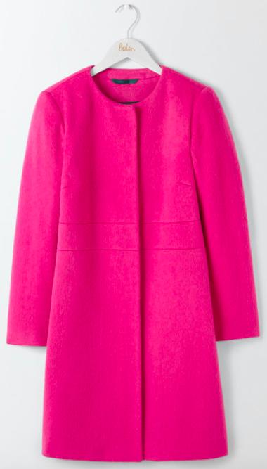 BODEN Imelda coat £198.00