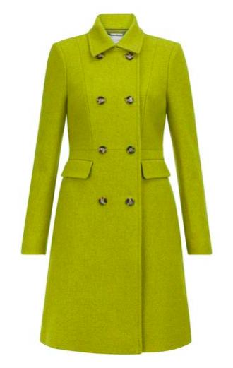 HOBBS Jasmin Coat £269.00
