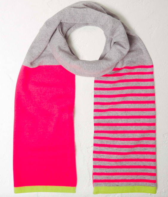 WHITE STUFF Carrie Cashmere Scarf £59.95