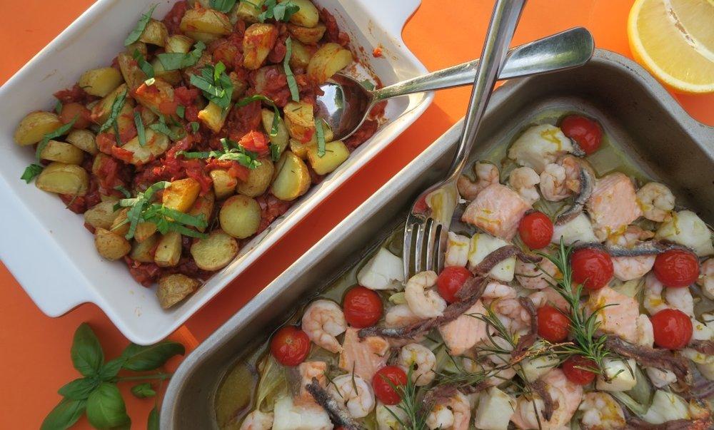 Mediterranean roasted Fish with Patatas Bravas_IMG_1298_1024.jpg