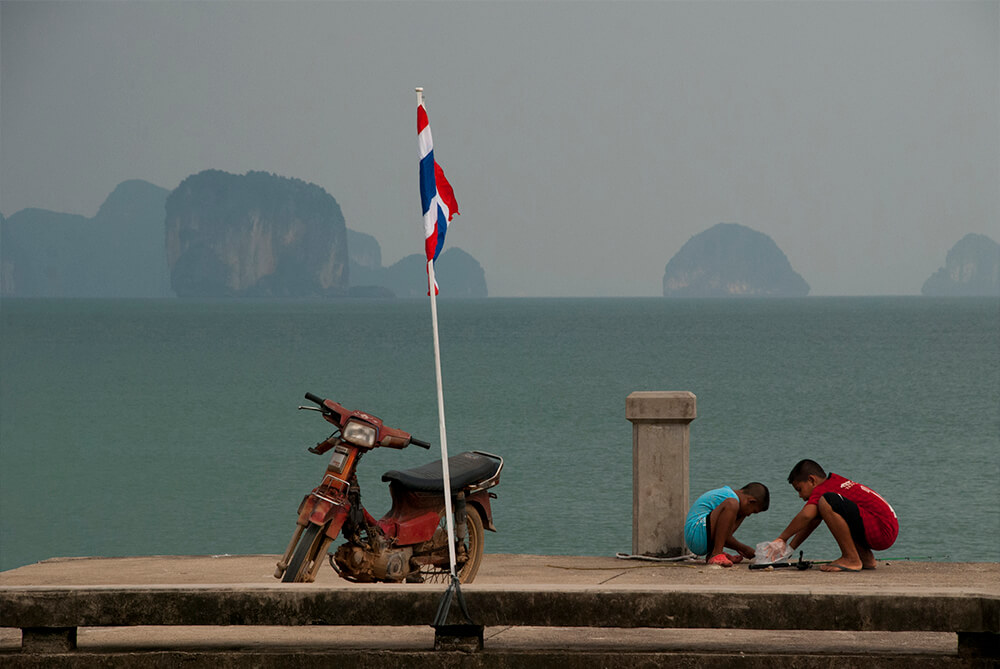 Koh Yao Noi, Thailand, 2014.
